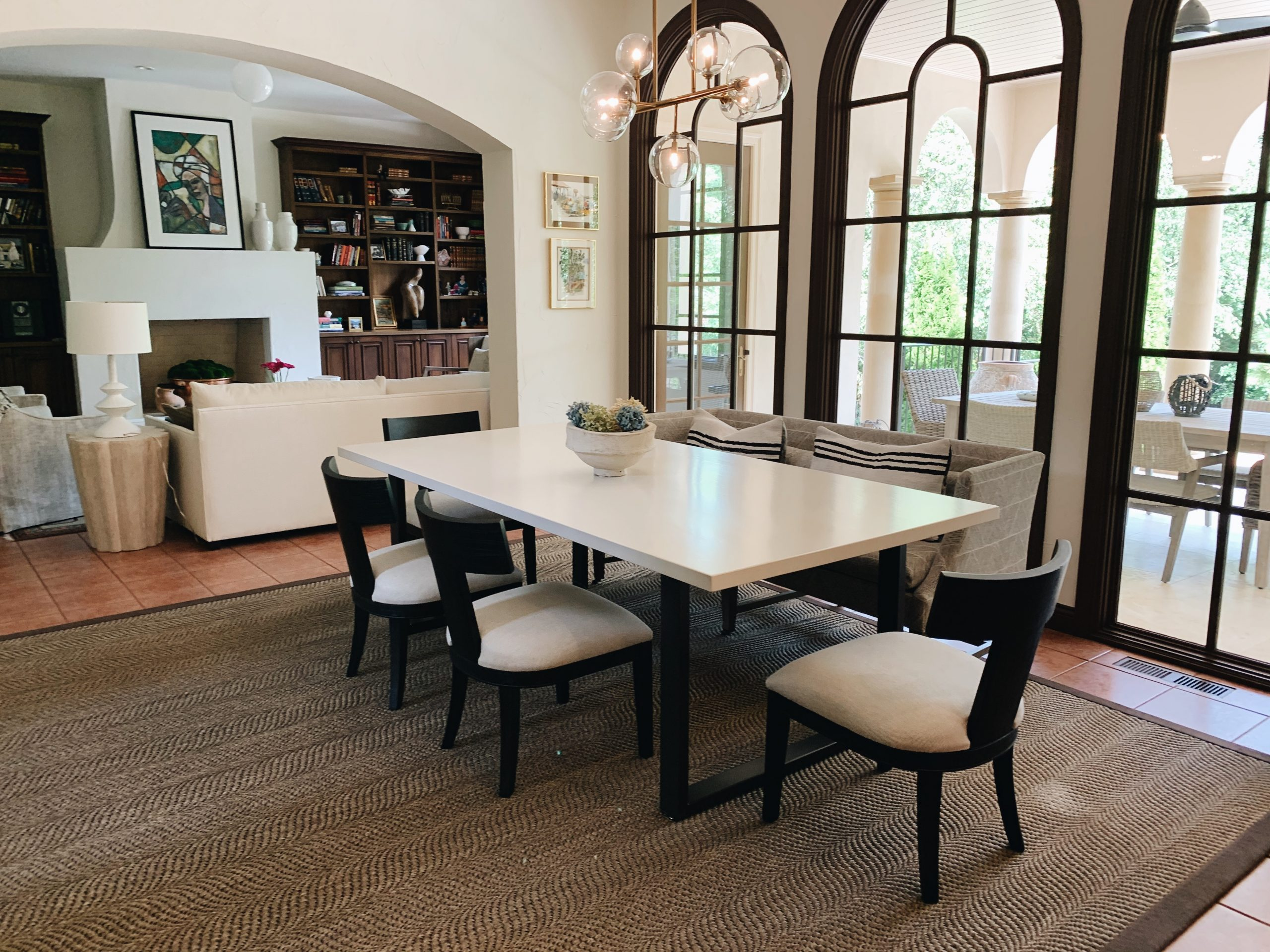 Braylon Square Dining Table